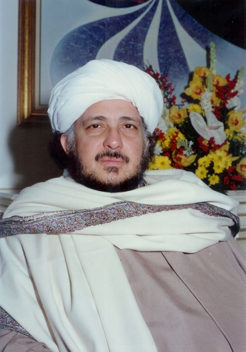 Alm. Al Sayyid Muhammad bin Alawi Al Maliki